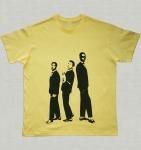 Wailing Wailers tShirt Yellow