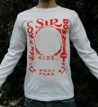 Red & White '33' Tee